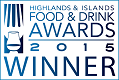 HIE food and drink winner 2015