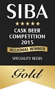 weizen SIBA gold for Windswept Craft Brewery
