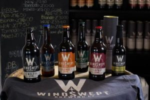 Buy Windswept Craft Ales Direct from the Brewery