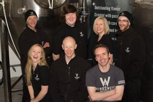 Windswept Brewing Co Scottish Craft Ale Brewery in Scotland