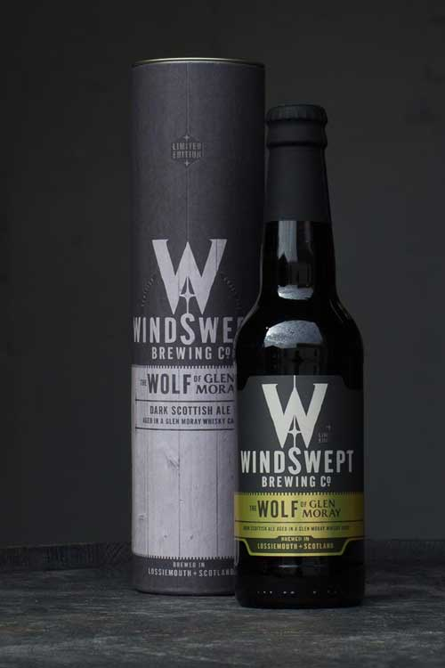 2nd edition of Wolf now available from Windswept Brewing Scotland