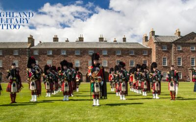 HIGHLAND MILTARY TATTOO – 7TH to 10TH SEPTEMBER