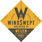 Weien, a weissbier wheat beer from Windswept Brewing Lossiemouth Scotland