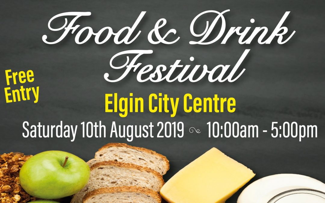 ELGIN FOOD AND DRINK FESTIVAL