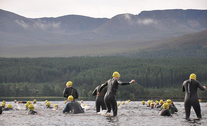AVIEMORE TRIATHLON 2019