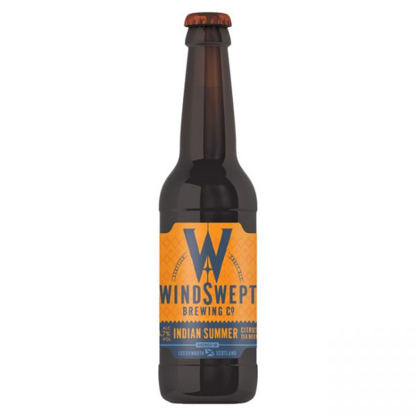 Windswept Brewing Indian Summer Beer