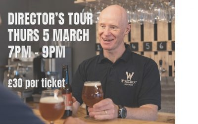DIRECTOR'S BREWERY TOUR