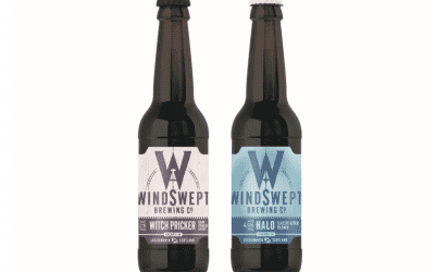 WINDSWEPT LAUNCHES TWO BRAND NEW BEERS