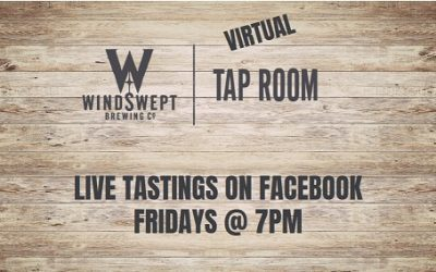 JOIN US FOR OUR VIRTUAL TASTINGS