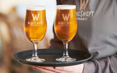 Windswept Tap Room and Shop Festive Opening Hours 2020