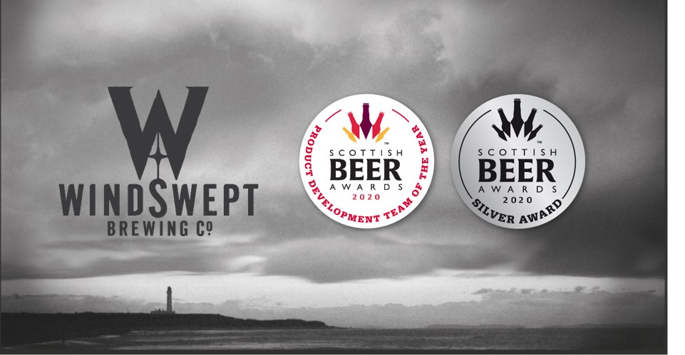Success at Scottish Beer Awards 2020