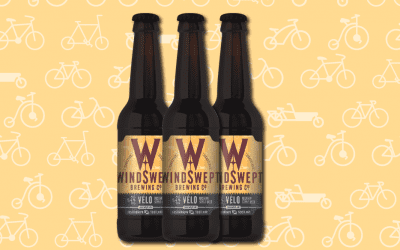 VÉLO – OUR FIRST NEW BEER OF 2021