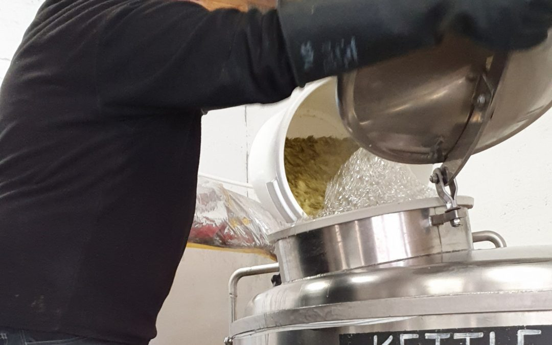 Brewing Life: The Mash and The Boil