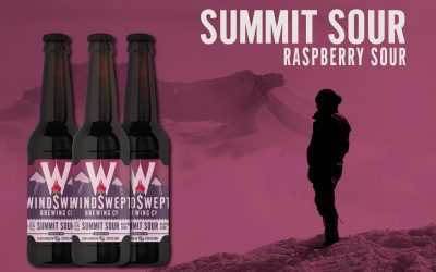 Introducing our brand new beer – Summit Sour